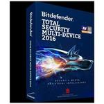 Bdefender 5949958008131 Total Security Multi-Device 2016 – 5 Kullanıcı