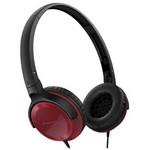 Pioneer SE-MJ502-R Kulaküstü Kulaklık - Kırmızı