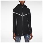 Nike 630987-010 Full Zip Wool Flash Reflective Kadın Ceket 630987