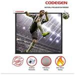 Codegen FEX-24 240x200 Motorlu Projeksiyon Perdesi