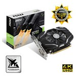 MSI GeForce GTX 1050 OC 2G Ekran Kartı (GTX1050-2G-OC)