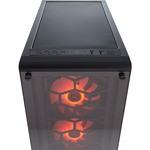 Corsair Crystal 460X RGB Compact Mid-Tower Kasa (CC-9011101-WW)
