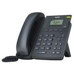 Yealink Sıp-t19-e2 Ip Phone 132x64-pıxel Lcd 1 Sıp Headset Wallmount Wıth Psu