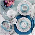 Kütahya Porselen 9377 33 Parça Desen Kahvaltı Takımı