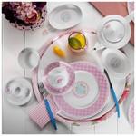 Kütahya Porselen 9378 33 Parça Desen Kahvaltı Takımı