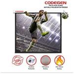 Codegen Fex-30 300x225 Motorlu U.kumandalı Fiber Glass Projeksiyon Perdesi