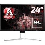 "AOC AG241QX Agon 23.8"" 1ms WQHD Gaming Monitör"