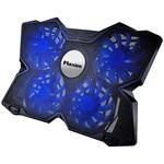 Flaxes Fn-3270 Fn-3270 Gaming Notebook Laptop Soğutucu Stand 11-17,3' Mavi Ledli