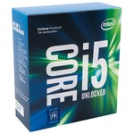 Intel Core i5-7600K Dört Çekirdekli İşlemci