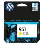 HP CN052AE 951 Sarı Kartuş