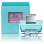 Antonio Banderas  Blue Woman Edt 80 Ml