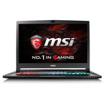 MSI NB GS73VR 7RF(Stealth Pro)-255XTR I7-7700HQ 16GB DDR4 GTX1060 GDDR5 6GB 256GB SSD
