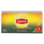 Lipton Golden Ceylon Bardak Poşet Çay 25 Adet