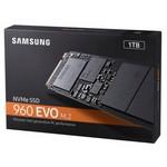 Samsung 1TB 960 Evo NVMe M.2 SSD (MZ-V6E1T0BW)