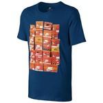 Nike 834636-429 M Nsw Tee Vıntage Shoebox Erkek Tişört 834636-429