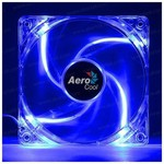 Aerocool PWM 12cm Mavi LEDli Fan (AE-CFPL120BL)
