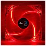 Aerocool PWM 12cm Kırmızı LEDli Fan (AE-CFPL120RD)