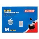 Bigpoint Asetat Kağıdı 100 Micron A4 100'lü Paket (bp692)
