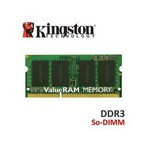 Kingston KVR13S9S8-4 4GB, Notebook, DDR III, 1333MHz Memory - Outlet