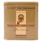 Mehmet Efendi Kurukahveci Türk Kahvesi 6 g 12 Adet