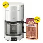 Mehmet Efendi Colombian Kahve + Braun Filtre Kahve Makinesi Seti