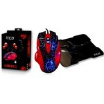 Inca Img-319 Img-319 8d +4800 Dpı+7 Color Led Usb Gamıng Mouse + Mousepad
