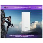 S-Link Ip-s60b Ip-s60 12000mah Polimer Bataryalı Powerbank Beyaz Taşınabilir Pil Şarj