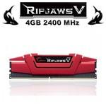 G.Skill RipjawsV 4GB Desktop Bellek (F4-2400C15S-4GVR)