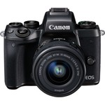 Canon D.camera Eos M5 15-45 S