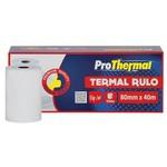 ProThermal Termal Rulo 80 Mm X 40 M 10 Adet