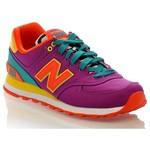 New Balance Wl574Py  Lifestyle, Purple, Kadın Spor Ayakkabı WL574PY