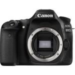 Canon D.CAMERA EOS 80D (W) 18-135 U
