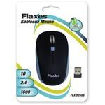 Flaxes FLX-952gs Kablosuz Mouse - Gri/Siyah