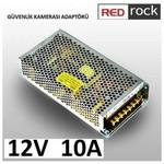 Redrock Rrsa12v10a Redrock Cctv 12v 10a Adapter
