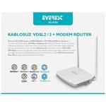 Everest SG-V300 VDSL2/ADSL2+ Modem