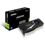 MSI GeForce GTX 1080 Aero 8G OC 8GB Ekran Kartı