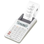 Casio HR-8RC-WE-DC ŞERİTLİ HESAP MAKİNESİ