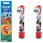 Oral-B EB10-2 Mickey Mouse 2'li Diş Fırçası Yedek Başlığı