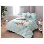 Taç Çift Kişilik Uyku Seti - Florence Mavi