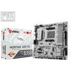 MSI B350M Mortar Arctic AMD Anakart