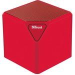Trust Ziva Bluetooth Speaker - Kırmızı (21717)