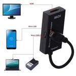 Hiper Hc17 Micro Usb Porttan Hdmı Porta Dönüştürerek Monitör Ya Da Tv'nize Bağlar.