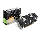 MSI GeForce GTX 1050 Ti 4GT OC 4GB Ekran Kartı