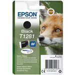 Epson T1281 DURABrite Ultra Siyah Kartuş (C13T12814012)