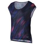 Nike 831877-540 W Nk Brthe Top Ss Cool Pr Kadın Tişört 831877-540