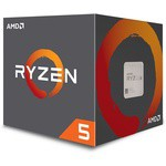 AMD Ryzen 5 1400 Boxed Dört Çekirdekli İşlemci (YD1400BBAEBOX)