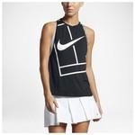 Nike 831195-010 W Nkct Tank Baselıne Kadın Atlet 831195-010