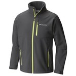Columbia Wm6044 Ascender Softshell Jacket Erkek Ceket WM6044-016