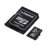 Kingston 32gb Microsdhc Uhs-ı Class 10 Industrial Temp Card + Sd Adapter