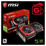 MSI GeForce GTX 1080 Ti Gaming X 11G Ekran Kartı